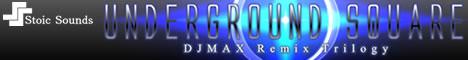 SSCD-0005 Underground Square -DJMAX Remix Trilogy-