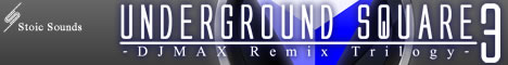 SSCD-0012 Underground Square 3 -DJMAX Remix Trilogy-